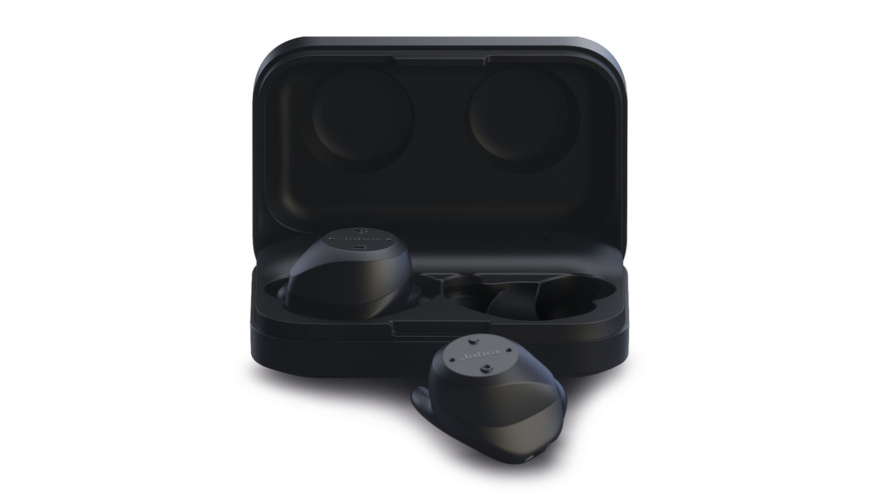 buy popular 03e3b 664d2 Jabra Elite Sport Wireless EarBuds - Bluetooth Earbuds Cordless Water/Dust  proof Earbuds for Android or Apple iOS Smartphones - 3yr* Warranty ...