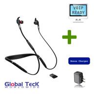 Jabra Evolve 75e Bluetooth Headset w/ Bonus Charger