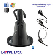 VXi V300 Wireless Headset | For PC, Mobile, Deskphone | VXI-204000