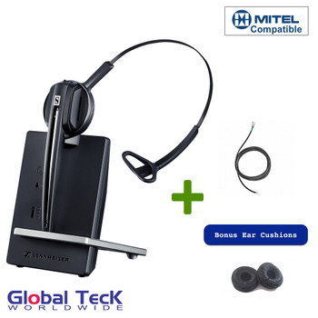 Sennheiser D10 Wireless Headset | 506410