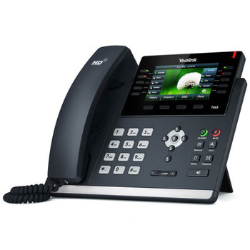 Yealink SIP-T46S IP Phone (PoE) - Without Power Supply