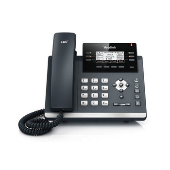 YEALINK SIP-T42G - 12-LINE IP PHONE