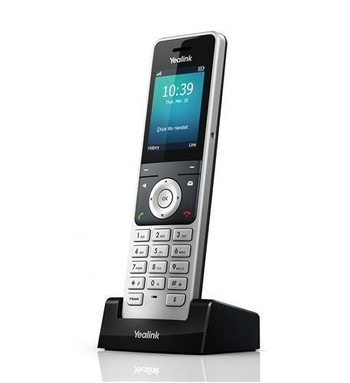 Yealink W60P IP Phone DECT Cordless Phone