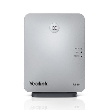 Yealink DECT Wireless Repeater-RT30 | For W52P, W56P, W56H, W60P DECT Phones, W60B DECT Base (RT30)