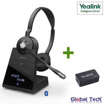Jabra Engage 75 Wireless Stereo Headset