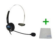 SNOM HS-MM2 | Corded Headset (HS-MM2)