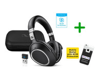 Sennheiser Headphones with Microphone MB 660 MS with Active Noise Canceling (SEN-MB660MS-B)