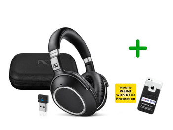 Sennheiser Headphones with Microphone MB 660 UC with Active Noise Canceling (SEN-MB660UC-B)