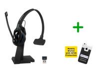 Sennheiser Bluetooth MB PRO1 UC Wireless Headset (SEN-MBPRO1UC-B)