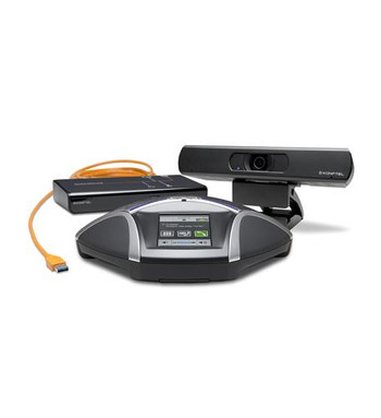 """KONFTEL C2055 IP Video Solutions for Medium Huddle Room """"Office In A Box""""   USB, NFC, PC, MAC   Compatible with UC, Softphones, Smartphones, Tablet, MAC  #951201071) (KONFTEL C2055 KIT)"""
