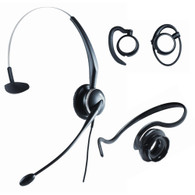 Jabra GN2124 Flex boom 4-in-1 Headset, 2104-820-105