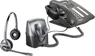 Plantronics CS361N-B Wireless with Noise-Canceling Bundle