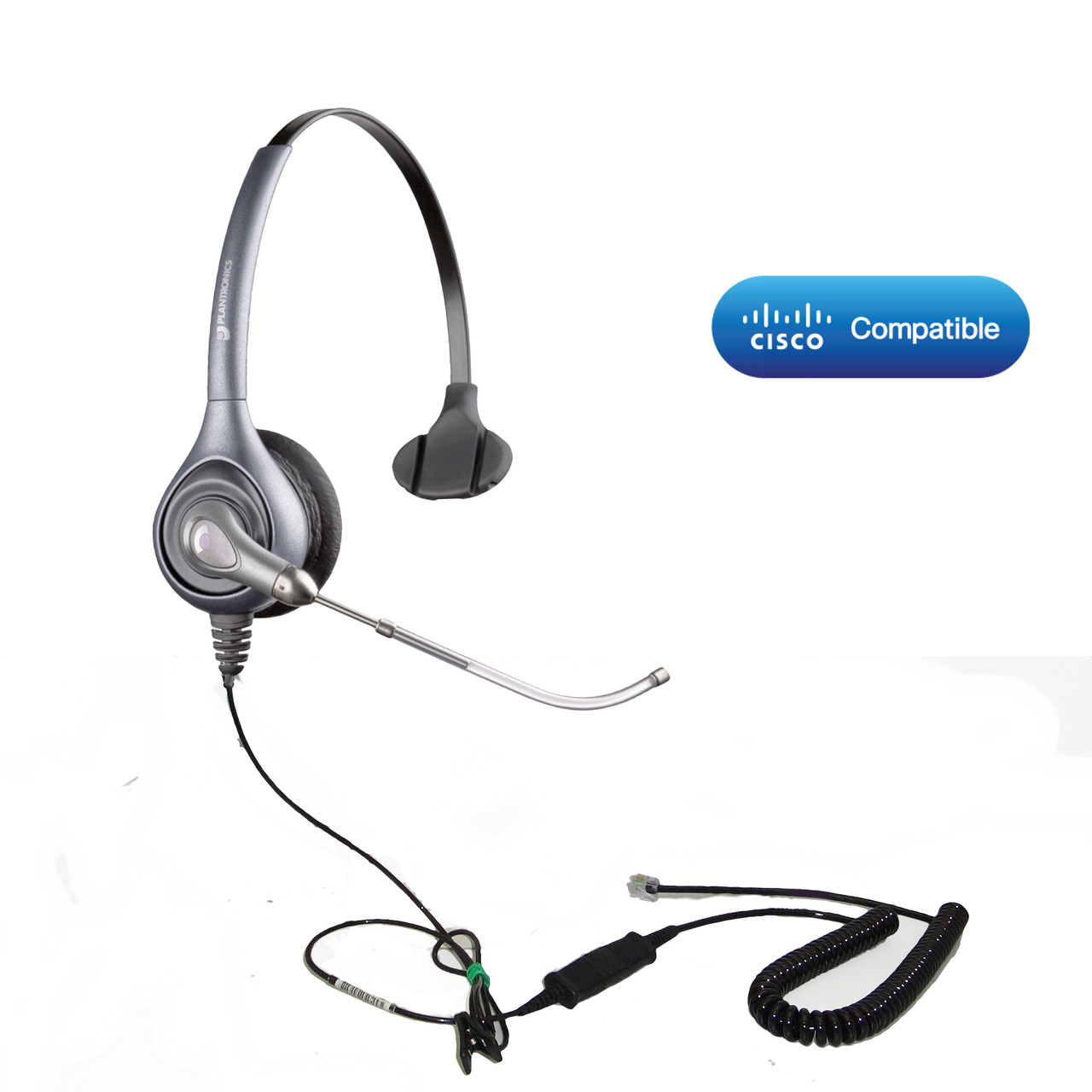 plantronics m22 telephone headset amplifier and audio enhancer with rh headsetstore global teck com plantronics vista m22 headset troubleshooting M12 Plantronics Headsets