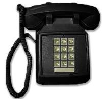 Cortelco Basic Desktop Analog phone | 250000-VBA-20M
