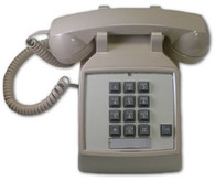 Cortelco 2500 Series #250044-VBA-20M | Analog desktop phone