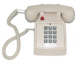 Cortelco (Ash) Basic Phone w/Message Indicator