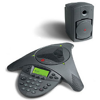 Polycom SoundStation VTX 1000 w/subwoofer