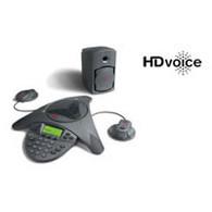 Polycom SoundStation VTX 1000 Conference Phone w/ Mics & Subs