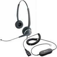 Jabra GN2115ST Direct Connect Headset | Use with Cisco, Polycom, Mitel, Nortel, Yealink, Toshiba, NEC