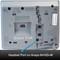 Avaya 6416D+M  Headset Port (rear view)