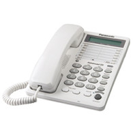 Panasonic Basic single line Analog telephone | KX-TS108-W