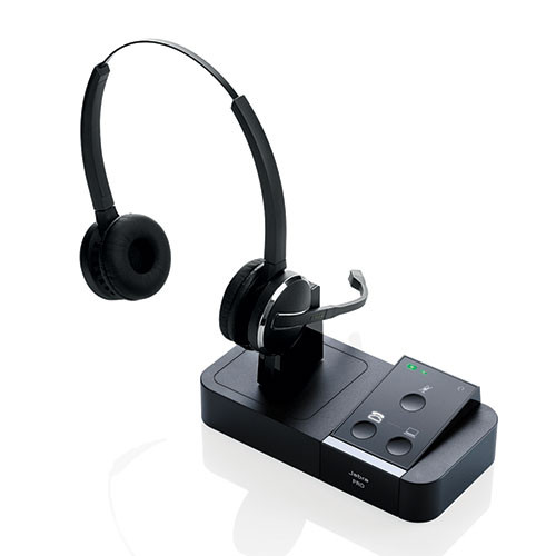 Buy Jabra Pro 9450 Duo Wireless Headset 283: Jabra Pro 9450, #9450-69-707-105 Mono Multi-Use GN9450