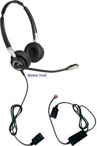 Jabra BIZ 2425 Duo II Headset