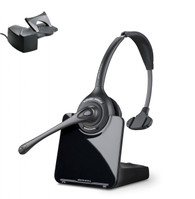 Plantronics CS510 Bundle | Remote Answerer HL10 Lifter included | Wireless Mono Headset, 66664-14