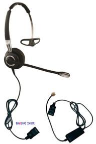 Jabra BIZ 2470 Mono Ultra Noise Canceling with Cord