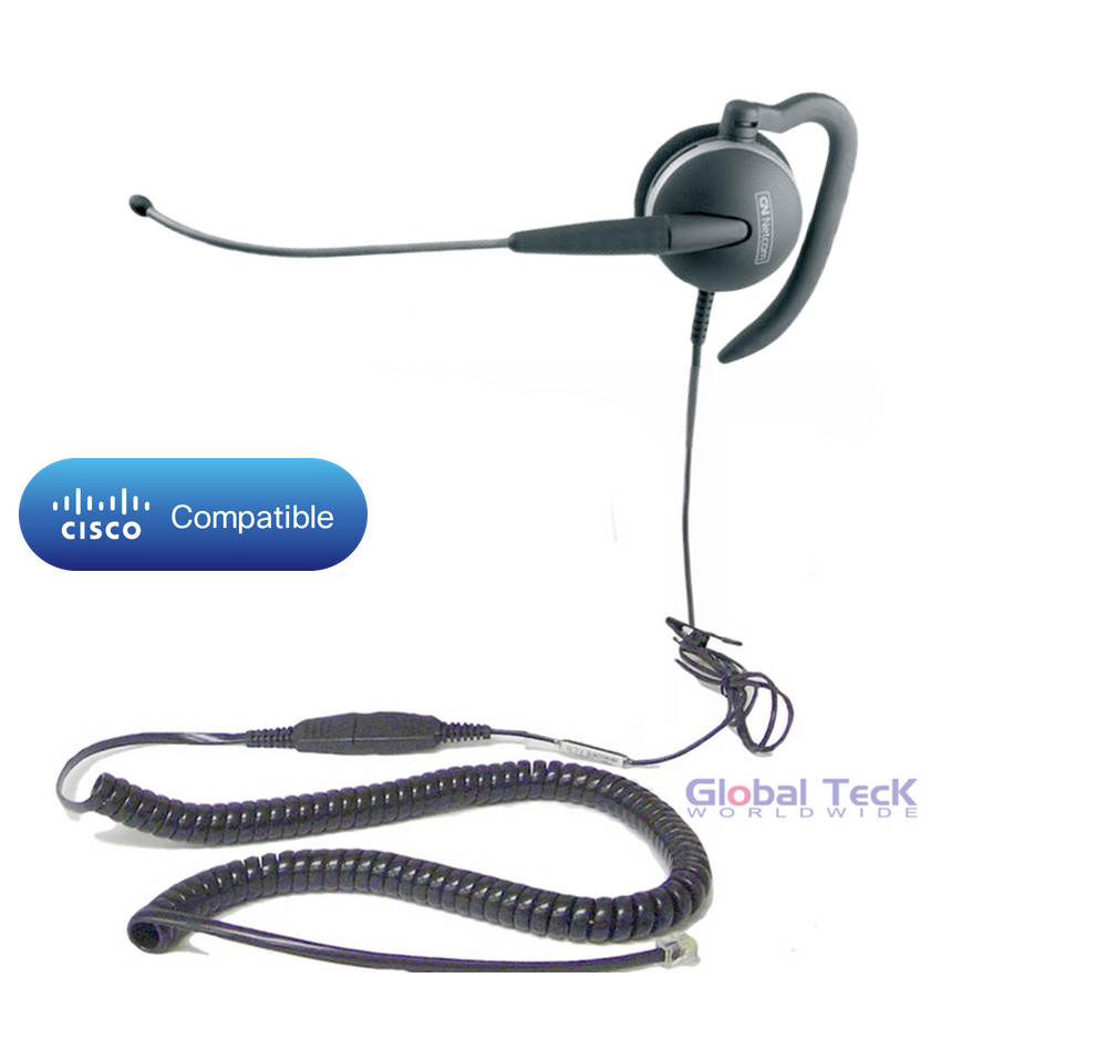 Cisco compatible Jabra GN2117-ST Direct Connect Headset - cisco