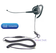 Cisco Compatible Jabra GN2117-ST Direct Connect Headset| 7940, 7941, 7942, 7945, 7960, 7961, 7962, 7965, 7971, 7972, 7975, 7985, 7970