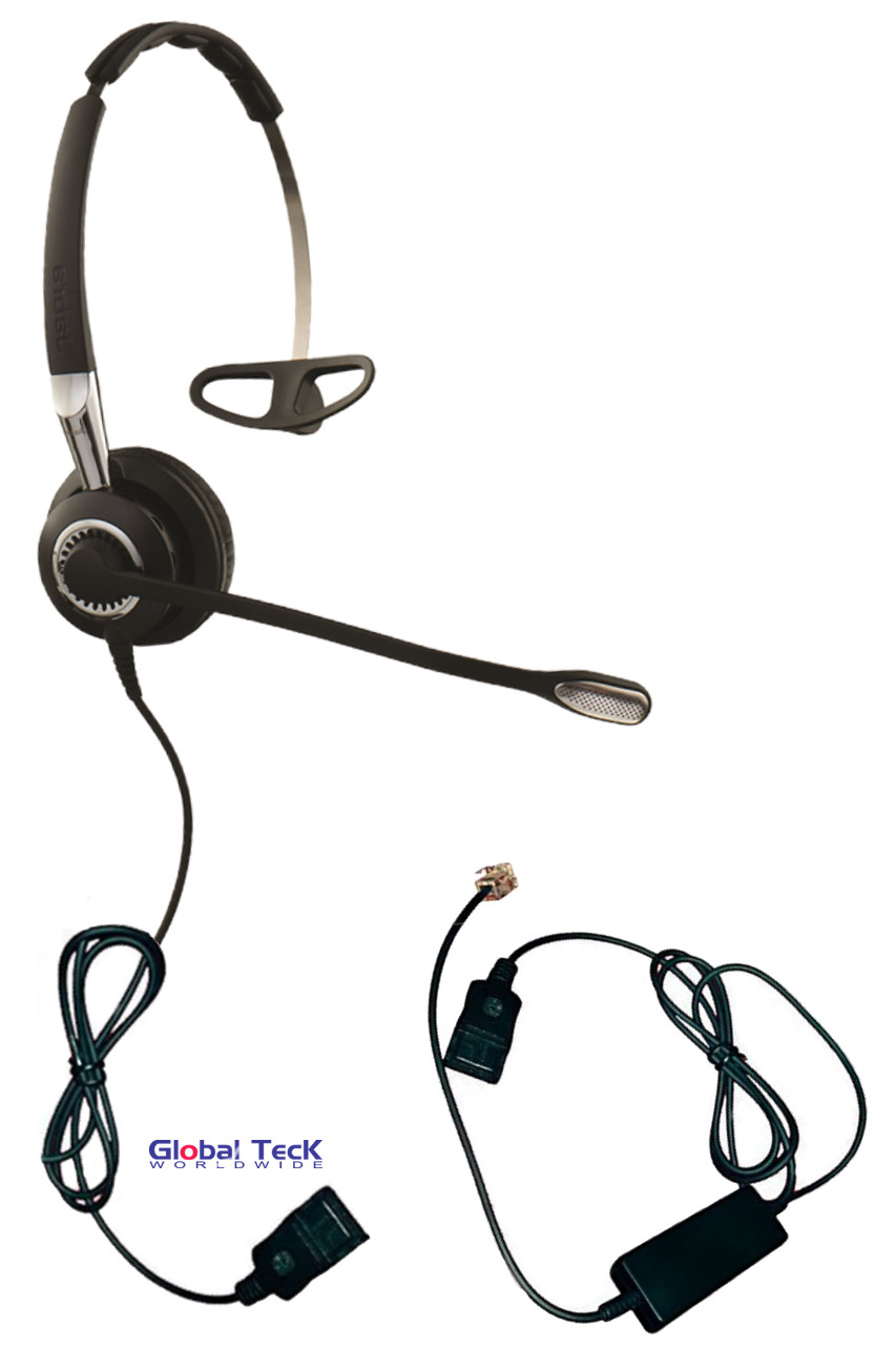 Mitel Compatible Jabra Biz 2475 Ultra Noise Canceling With Smart Mono Headset Microphone Jack Wiring Loading Zoom