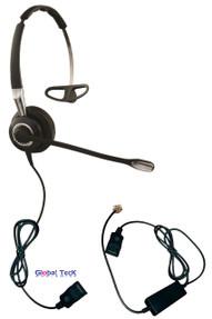Mitel compatible Jabra BIZ 2475 UNC Headset