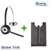 Mitel compatible Jabra PRO 920 Wireless Headset, 920-65-508-105