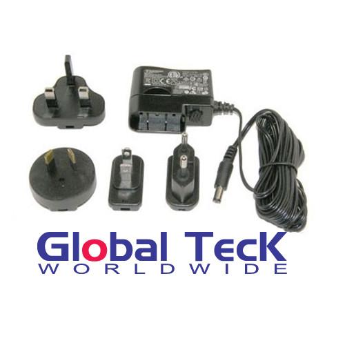Plantronics Spare AC power supply | Savi, CS500 series, 81423-01 | US, EU,  UK, EMEA adapters: v110-v240)