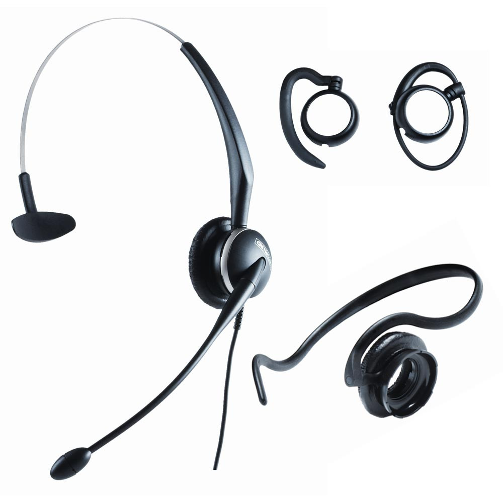 Toshiba Compatible Headset - Jabra GN2124 Direct Connect