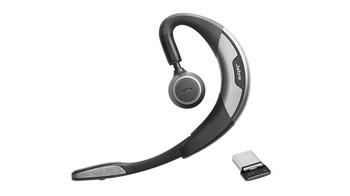 Jabra Motion UC headset with Bluetooth mini-usb