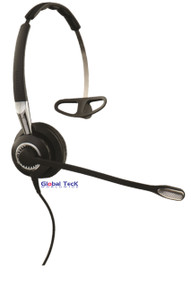 f1ebd7ba3b8 Jabra BIZ 2425 NC Dual Corded Headset with Jabra LINK 220 Adapter ...