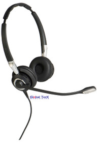 Jabra BIZ 2425 NC Headset with USB Adapter