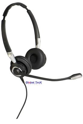 Jabra BIZ 2425 NC Headset with USB Adapter