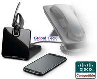 Cisco compatible Plantronics Voyager Legend CS - Bluetooth Wireless Headset, #88863-01