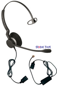 Jabra BIZ 2300 Mono Direct Connect headset