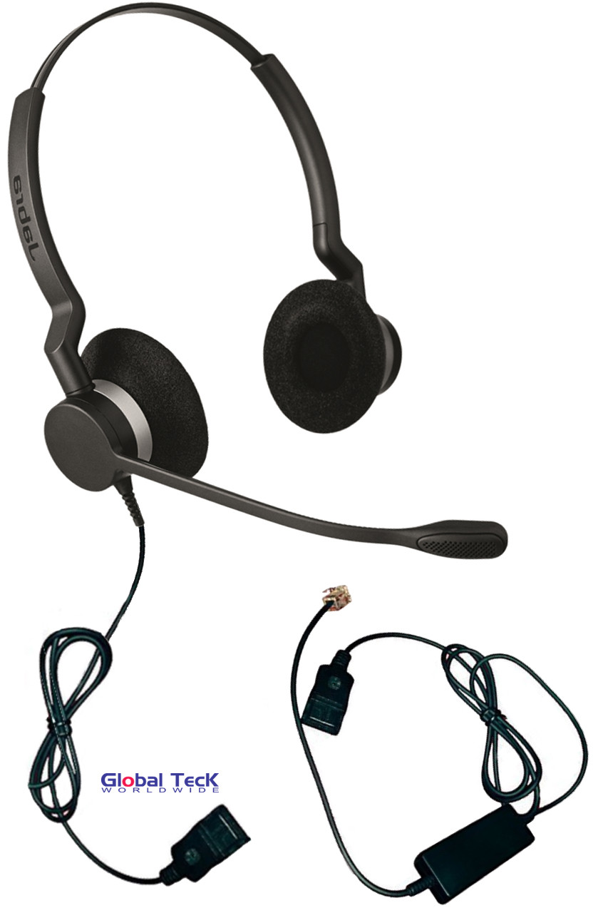 NEC compatible Headsets | Corded and Wireless headsets for