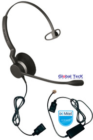 Mitel Compatible Jabra BIZ 2320 Direct Connect headset