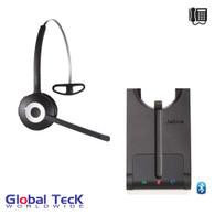 Jabra PRO 925 Wireless Headset System, Desk-phone & Smartphone/Tablet