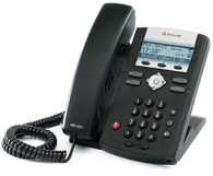 Polycom SoundPoint IP 331 VoIP Phone (2 line PoE), 2200-12365-025-RM