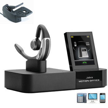 Jabra MOTION Office | Bluetooth Wireless Multi-Use headset | 6670-904-105-B