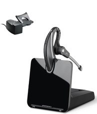 Plantronics CS530 Bundle, On Ear Wireless Headset, 86305-11