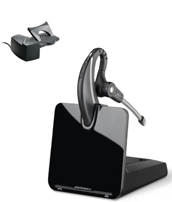 Plantronics CS530 Bundle, On Ear Wireless Headset, 86305-11