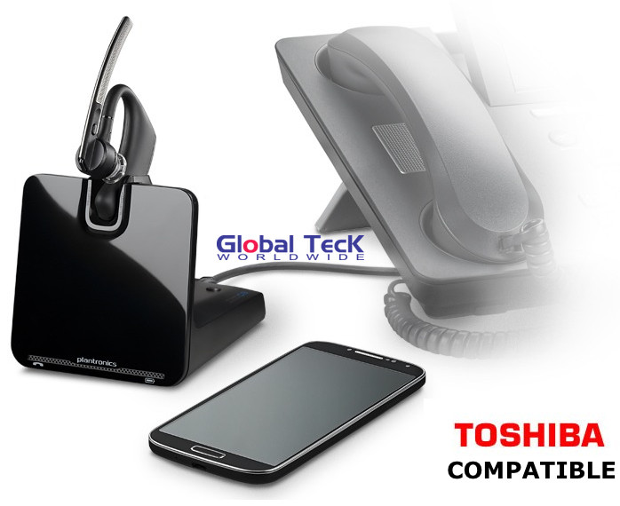 Toshiba Compatible | Plantronics Voyager Legend CS  For The Office |  88863 01